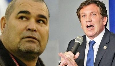 Chila contraataca y denuncia a Domínguez ante la Fiscalía y Embajada