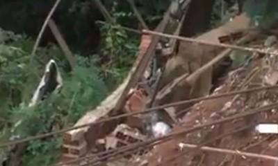 Luego de tragedia en la Chacarita: Víctimas de derrumbe luchan por su vida