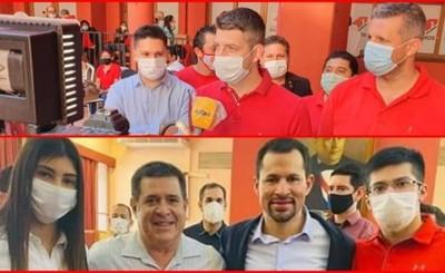 Esteban Wiens y Ulises Quintana oficializan pre-candidaturas