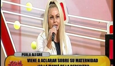 Perla Alegre y sus propuestas como candidata a concejal