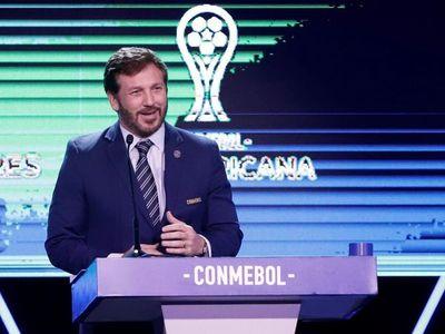 """Domínguez promete un 2021 con """"sobredosis de fútbol"""" sudamericano"""