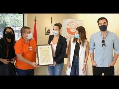 PRESENTAN OBRA TEATRAL ''SERÁ AMOR'', DE INTERÉS MUNICIPAL EN ENCARNACIÓN