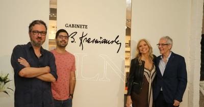 La Nación / Fundación Texo rinde homenaje al artista paraguayo Bernardo Krasniansky con nueva muestra