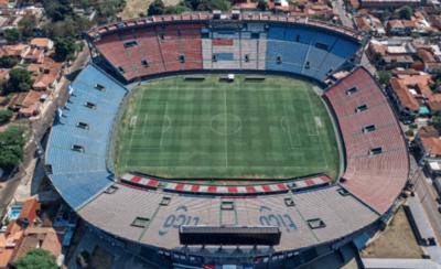 HOY / Quieren jugar la Sudamericana con Guaireña en el Defensores