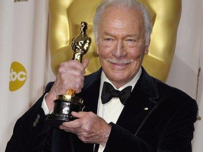 A los 91 años, murió el actor Christopher Plummer