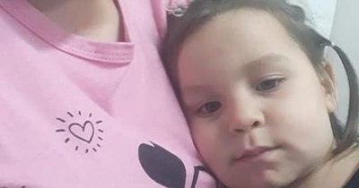 La Nación / Regalo de cumpleaños: Zoe ya recibió el tratamiento zolgensma