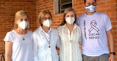 La Nación / Secuestro de Óscar Denis: familiares exigen resultados