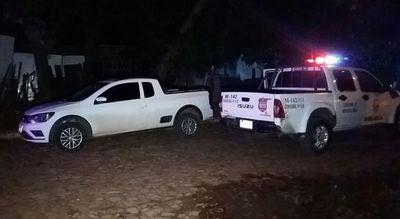 Tras asalto a mano armada, recuperan vehículo robado