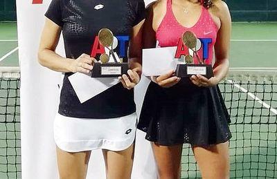 González y Vallejo son los primeros campeones