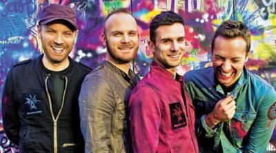 """Coldplay estaría trabajando en un nuevo álbum titulado """"Music of the Spheres"""""""