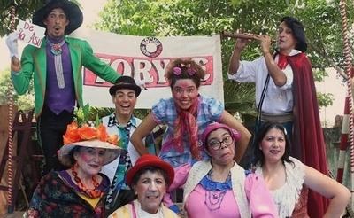 """HOY / """"Torype"""": Espectáculo de Clown en la Manzana de la Rivera y Loma San Jerónimo"""