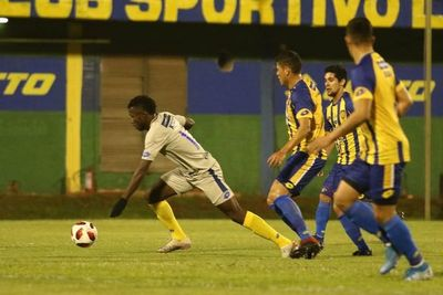Yeiber Murillo retorna al fútbol paraguayo