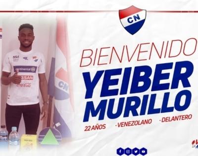 Yeiber Murillo es nuevo jugador de Nacional