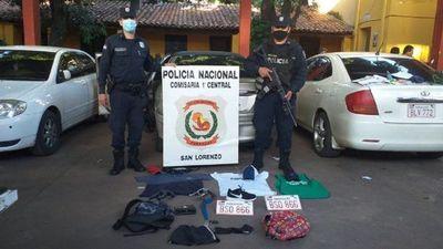 """Tres asaltantes eligieron a víctima """"incorrecta"""" y terminan detenidos"""
