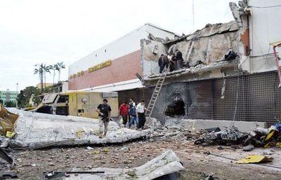 Cae en Brasil supuesto asaltante de Prosegur de CDE