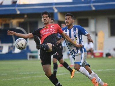 Electrizante empate en Itauguá