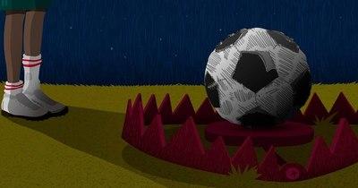 La Nación / Pelota Sucia: La silenciosa trata de futbolistas en Latinoamérica