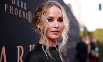 Jennifer Lawrence sufrió un accidente durante el rodaje de su nueva película