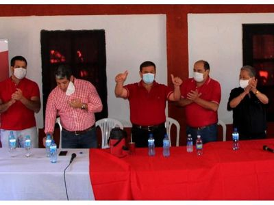 Intendente de Lambaré es el  el candidato de Velázquez