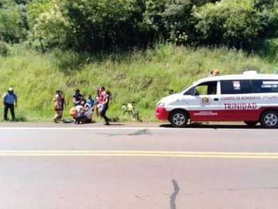 Ex director de la Caminera sufre accidente en Itapúa