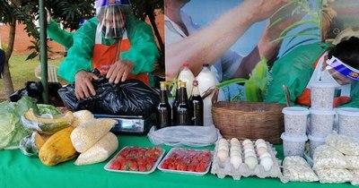 La Nación / Ferias de consumo seguirán promoviendo ventas de productos de la agricultura familiar