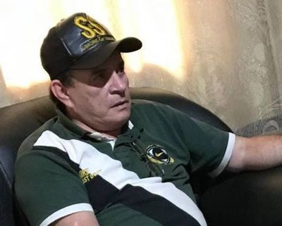 Trasladan a Gringo González al Ineran afectado por covid-19