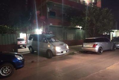 Investigan extraño deceso de una persona hallada en Fernando de la Mora