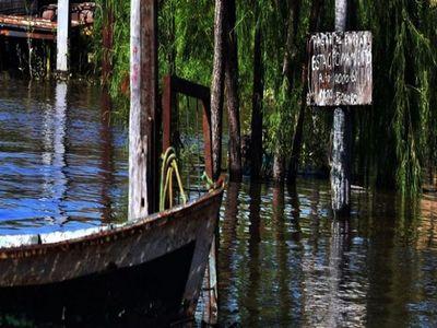 Las lluvias continuarán y las zonas bajas arriesgan nuevas inundaciones