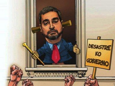 Marito es el presidente más débil y mediocre, coinciden analistas