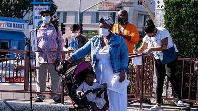El balance global de la pandemia es de más de 2,3 millones de muertos