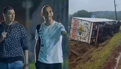 Se viraliza nueva versión del comercial de Roque y Tacuara
