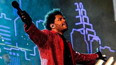 HOY / The Weeknd brilló en el espectáculo más atípico de la historia del Super Bowl