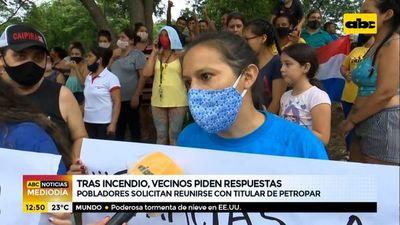 Vecinos quieren que Petropar salga de Villa Elisa y convocan a una reunión hoy en la Plaza Mandelburger