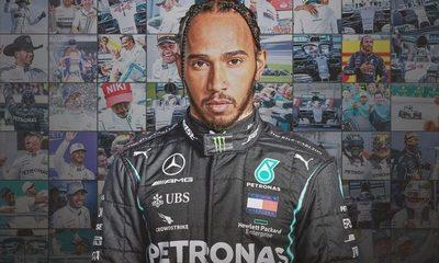 Lewis Hamilton renueva una temporada más con Mercedes