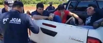 Caaguazú: Asaltan local de casa de apuestas