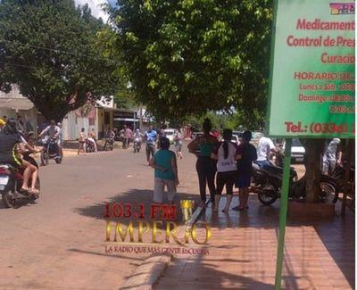 Surante un enfrentamiento a balazos en la vía pública un joven resultó herido