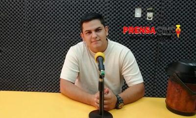 """Rogger Rojas; """"Se necesita gente nueva en la política, para un cambio verdadero"""" – Prensa 5"""