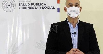 La Nación / Mazzoleni informará a la Comisión Permanente sobre la adquisición de vacunas