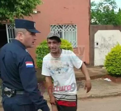 Joven herido en balacera resultó con captura y se encuentra detenido en la comisaría segunda