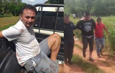 Dos capturados y un buscado tras asalto y persecución en Itá