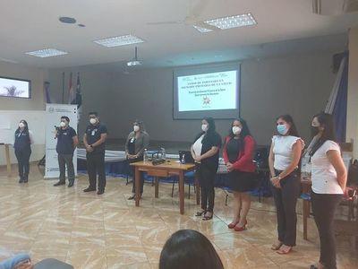 Capacitan a 36 profesionales para unidades de salud de Alto Paraná