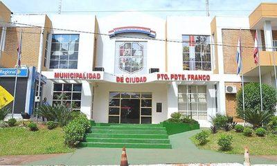 Denuncian caja paralela en la Municipalidad de Presidente Franco