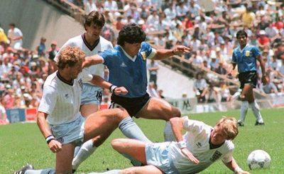 Amado u odiado, venerado o defenestrado, ídolo o semidiós, Maradona fue uno de los mejores futbolistas de la historia