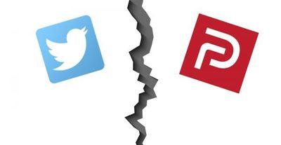 Parler crece en detrimento de Twitter y Fox News ataca la red social en horario central