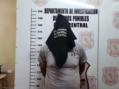 """Detienen nuevamente al conocido delincuente """"Roque Py guasu"""""""