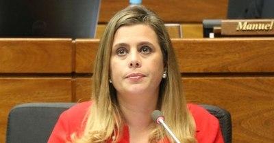 La Nación / Piden desestimar causa de diputada sin siquiera tomar declaración del denunciante, aseguran