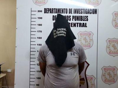 Policía captura a Roque Pyguasu, considerado un peligroso asaltante