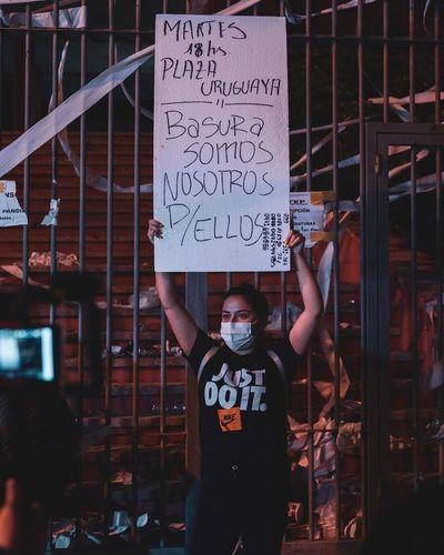 """Ko'ãga reikuaata"": Ciudadanos convocan a una segunda movilización"