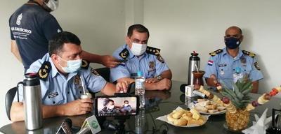 Presentan plan de seguridad en el departamento del Caaguazú – Prensa 5