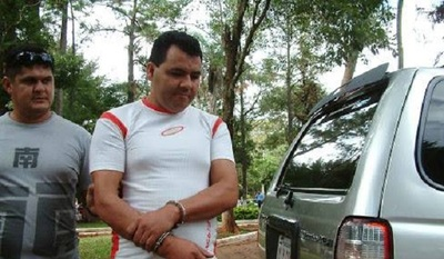 Capturan al peligroso Roque ''Py Guasu'', uno de los criminales más escurridizos